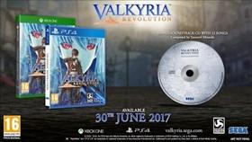 Valkyria Revolution Azure Theme Soundtrack And Preorder Information