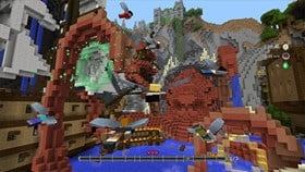 "Minecraft Patch Fixes ""Glide"" Issues As New DLC Hits The Store"