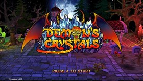 Demon's Crystals First Impressions