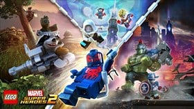 Kang The Conqueror Invades LEGO Marvel Super Heroes 2