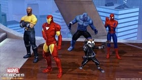 Marvel Heroes Omega Delayed by 10 Days