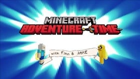 Minecraft To Welcome Adventure Time Pack