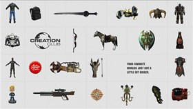 Bethesda Announces Creation Club, a New Tool for Custom Content Creators