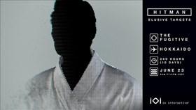 Elusive Target #25 Goes Live Tomorrow on HITMAN