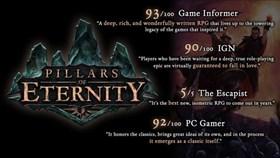 Pillars of Eternity Achievement List Revealed