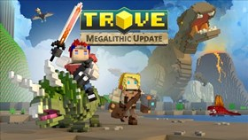Trove's Megalithic Update Detailed and Dated for Release