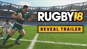 RUGBY 18 Announced