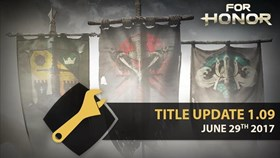 For Honor Details and Releases Patch v1.09