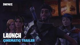 New Fortnite Cinematic Trailer