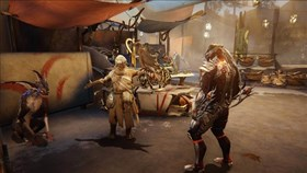 Warframe To Get New Open World Expansion - Plains of Eidolon