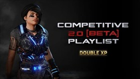 Gears of War 4's Competitive 2.0 Beta Live With Double XP