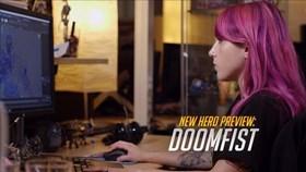 Doomfist Smashes Into Overwatch Next Week
