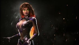 Starfire Soars to Battle In Latest Injustice 2 Trailer