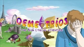 TA Competition: Demetrios - The BIG Cynical Adventure