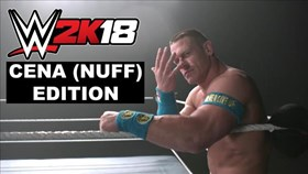 WWE 2K18 Cena (Nuff) Edition Announced by 2K Games