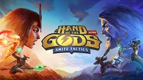 Hand of the Gods: SMITE Tactics Announced for Consoles