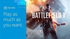 Battlefield 1 Joins the EA Access Vault