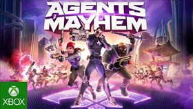 Agents of Mayhem Official Launch Trailer