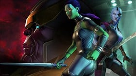 Marvel's Guardians of the Galaxy: The Telltale Series Episode 3 Dated