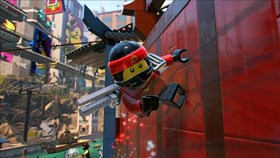 The LEGO NINJAGO Movie Video Game Ninja-gility Trailer and Screens