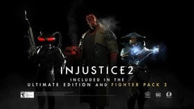 Hellboy, Raiden and Black Manta are Coming to Injustice 2
