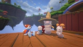Meet A Couple More Super Lucky's Tale Characters