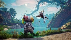 Biomutant Gameplay Teaser Highlights Traversal, Combat, and More
