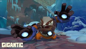 Gigantic Into Solitude Update Includes An Earth-Shattering Hero