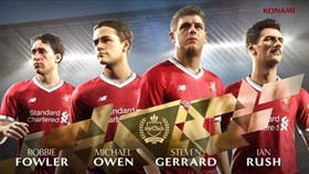 Some Liverpool Legends Are Coming To Pro Evolution Soccer 2018