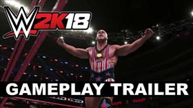 WWE 2K18 Showcases Graphics in Latest Trailer