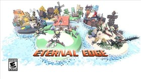 Eternal Edge Screens Reveal a Small Sample of the Finished Product