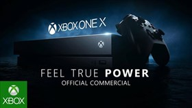 """Xbox One X """"Feel True Power"""" TV Commercial Released"""