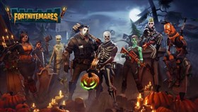 Get Spooky With Fortnite's Latest Update