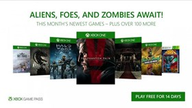 November's Xbox Game Pass Additions: Metal Gear Solid V, Resident Evil and More