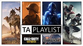 Vote Now for December 2017's TA Playlist Game