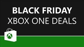 Xbox One Black Friday Silver Sales Roundup
