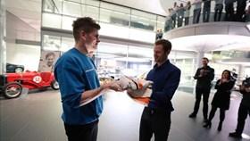 McLaren Picks World's Fastest Gamer