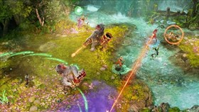 Nine Parchments Details Spells, Skills and Loot