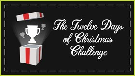12 Days Of Christmas Challenge 11