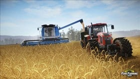 Pure Farming 2018 Pays Attention to the Stock Market