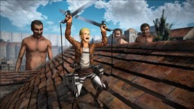Attack on Titan 2 Release Date Announced, Video and Screenshots Released