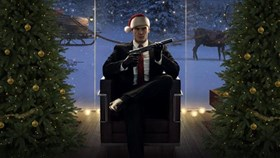 Pick Up HITMAN's Paris Missions For Free This Holiday Season