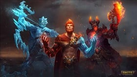 SMITE's Frostfire Patch to Launch Simultaneously on PC and Console