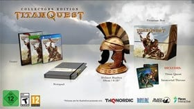 Titan Quest Announced for Consoles With Collector's Edition