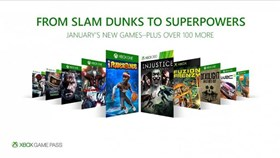 Xbox Game Pass January Additions Include Bayonetta And More