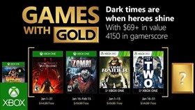 ZOMBI and Army of TWO Now Free with Games with Gold