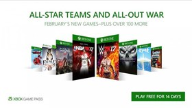 Xbox Game Pass Adds Eight New Titles in February