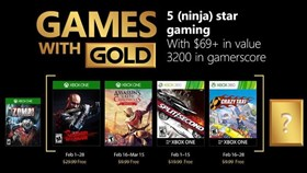 Assassin's Creed Chronicles: India and Crazy Taxi Now Free with Games with Gold