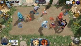 Hand of the Gods: SMITE Tactics Gets Update 1.2