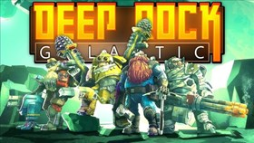 Deep Rock Galactic Gets Beards N' Drills